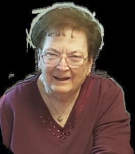 Ruth Ann Clarke (nee Dowdell)