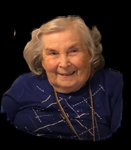 Vera McGrath (nee Moran)