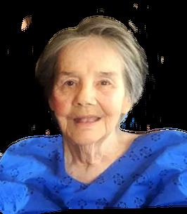 Patricia Kathleen Latouf (nee Graham)